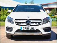 2018 Mercedes-Benz GLA GLA 200d AMG Line Executive 5dr Hatchback Diesel Manual