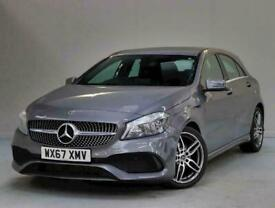 image for 2017 Mercedes-Benz A Class A180 AMG Line 5dr Hatchback Petrol Manual