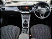 2017 Vauxhall Astra Vauxhall Astra 1.6 CDTi 110 Tech Line 5dr Hatchback Diesel M
