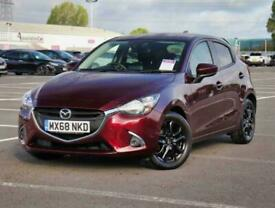 image for 2018 Mazda Mazda2 Mazda Mazda2 1.5 Black+ Edition 5dr Hatchback Petrol Manual
