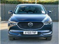 2018 Mazda CX-5 Mazda CX-5 2.2D SE-L Nav+ 5dr Auto 2WD SUV Diesel Automatic