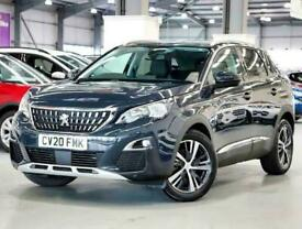 image for 2020 Peugeot 3008 1.5 BlueHDi Allure 5dr Estate Diesel Manual