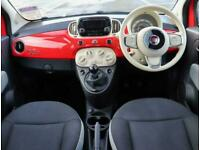 2016 Fiat 500 Fiat 500 1.2 Pop Star 3dr Hatchback Petrol Manual