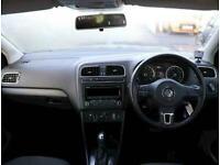 2014 Volkswagen Polo 1.4 Match Edition 5dr DSG Auto Hatchback Petrol Automatic