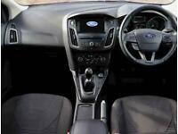 2017 Ford Focus 1.5 TDCi 120 Titanium 5dr Hatchback Diesel Manual