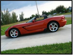 2005 Dodge Viper SRT Copperhead Edition