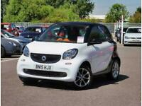 2015 smart fortwo Smart Fortwo Coupe 1.0 Passion 2dr Auto Coupe Petrol Automatic