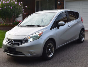 2014 Nissan Versa Note SV  PRICE REDUCED!!!!