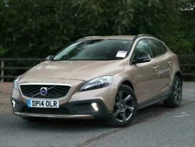 image for 2014 Volvo V40 Cross Country Volvo V40 Cross Country 2.0 D2 Lux 5dr Hatchback Di