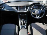 2018 Vauxhall Grandland X Vauxhall Grandland X 1.6 Turbo D 120 SE 5dr SUV Diesel