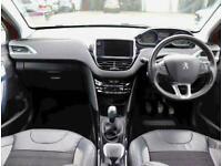 2015 Peugeot 2008 1.2 VTi Allure 5dr Estate Petrol Manual
