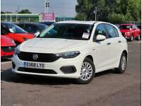 2018 Fiat Tipo Fiat Tipo 1.4 90 Easy 5dr Hatchback Petrol Manual