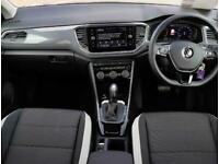 2021 Volkswagen T-Roc Volkswagen T-Roc 1.5 TSI 150 EVO SEL 5dr DSG 2WD Auto SUV