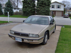 Classic 1992 Buick Regal. LTD.
