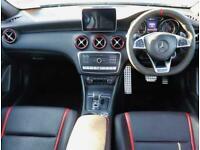 2016 Mercedes-Benz A Class Mercedes-Benz A A45 2.0 381 4Matic Premium 5dr Auto P
