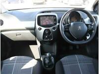 2017 Peugeot 108 Peugeot 108 1.0 Active 5dr Hatchback Petrol Manual