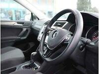 2019 Volkswagen Tiguan 2.0 TDI Match 5dr DSG Auto Estate Diesel Automatic