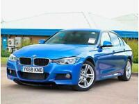 2018 BMW 3 Series 320d M Sport 4dr Step Auto Saloon Diesel Automatic