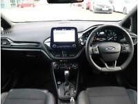 2018 Ford Fiesta Ford Fiesta 1.0 E/B 100 ST-Line X 5dr Auto 18in Alloys Hatchbac