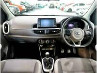 2018 Kia Picanto 1.25 X-Line 5dr Hatchback Petrol Manual