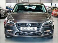 2017 Mazda Mazda3 2.0 Sport Nav 5dr Petrol Manual