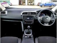 2018 Renault Kadjar Renault Kadjar 1.3 TCE 140 Dynamique S Nav 5dr 2WD SUV Petro