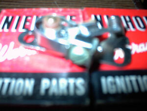 2 NEW SETS OF DR-10 1960S CORVAIR IGNITION POINTS $5.00 EA