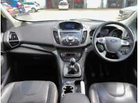 2015 Ford Kuga Ford Kuga 2.0 TDCi 150 Titanium X Sport 5dr 2WD SUV Diesel Manual