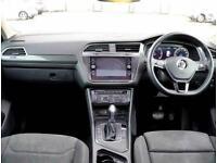 2018 Volkswagen Tiguan 2.0 TDi 150 SEL 5dr DSG Auto Estate Diesel Automatic