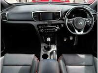 2019 Kia Sportage Kia Sportage 1.6 CRDi 136 GT-Line 5dr 2WD SUV Diesel Manual