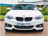 2016 BMW 2 218D 2.0 M SPORT Diesel Manual
