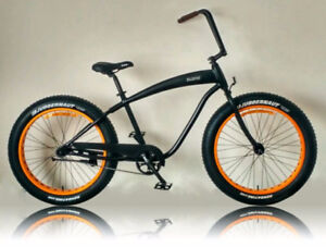 FAT TIRE BIKE -- CLEARANCE BY THE END OF THIS WEEK
