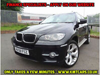 2008 BMW X6 3.0TD Auto xDrive30d - Cheaper 4x4 Tax - KMT Cars