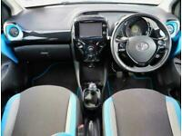 2016 Toyota AYGO Toyota Aygo 1.0 VVT-i X-Cite 2 5dr Hatchback Petrol Manual