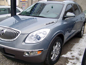 2008 Buick Enclave CXL SUV, Crossover AWD 8 Passenger