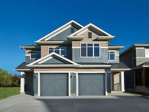A Brand New Duplex in Blackstone Leduc basement developed Strathcona County Edmonton Area image 1
