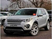 2015 Land Rover Discovery Sport 2.0 TD4 180 HSE 5dr Auto 4x4 Diesel Automatic