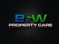 B&W Property Care Residential Snow Removal, Secure Your Spot Now