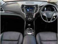 2016 Hyundai Santa FE Hyundai Santa Fe 2.2 CRDi Blue Drive Premium 5dr Auto 4WD