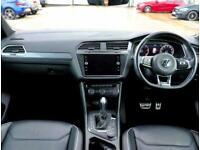 2018 Volkswagen Tiguan Volkswagen Tiguan 2.0 TDI 190 R-Line 5dr DSG 4WD Leather