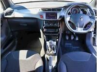 2016 DS DS 3 1.2 PureTech 82 Chic 3dr Hatchback Petrol Manual
