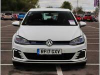 2017 Volkswagen Golf Volkswagen Golf 1.4 TSI GTE 5dr DSG Active Info Display Aut