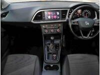 2018 SEAT Leon 1.6 TDI SE Dynamic Technology 5dr DSG Auto Hatchback Diesel Autom