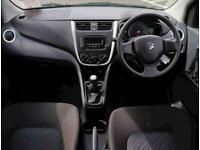 2017 Suzuki Celerio 1.0 SZ4 5dr Hatchback Petrol Manual