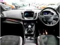2018 Ford Kuga 2.0 TDCi ST-Line 5dr 2WD 4x4 Diesel Manual