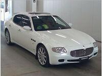 FRESH IMPORT 57 PLATE MASERATI QUATTROPORTE 4.2 ( 395BHP ) Sport GT AUTO LHD
