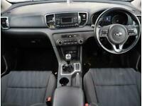 2016 Kia Sportage Kia Sportage 1.7 CRDi 1 5dr 2WD SUV Diesel Manual