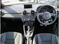 2018 Audi A1 Audi A1 Sportback 1.4 TFSI 125 S Line Nav 5dr S Tronic Auto Hatchba