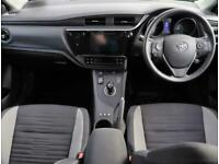 2018 Toyota Auris Toyota Auris 1.8 Hybrid Icon TSS 5dr CVT Auto Hatchback Petrol