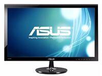 Asus VS278H PC Gaming Monitor - 27 Inch Full HD